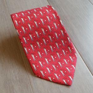Vineyard Vines Golf inspired tie. Good condition.